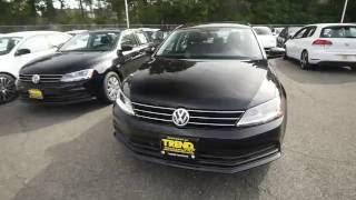 Download BRAND NEW 2017 Volkswagen Jetta 1.4T S Walk-Around at Trend Motors VW in Rockaway, NJ Video