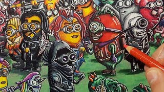Download If Minions were Fortnite Battle Royale Skins Video