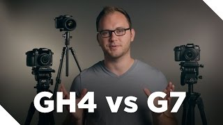 Download Panasonic GH4 vs G7 Video Review Video