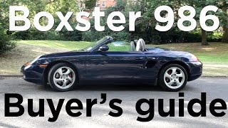 Download Ultra in-depth Boxster 986 buyer's guide including IMS deep dive analysis Video