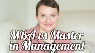 Download MBA vs Masters in Management Video