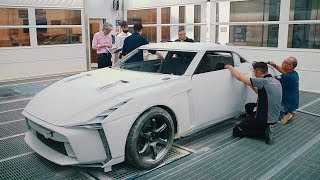 Download Craftsmanship: building the Nissan GT-R50 by Italdesign Video