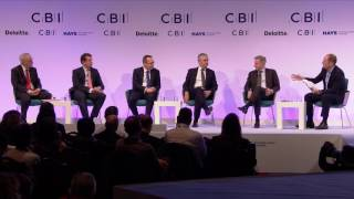 Download Panel discussion: People and work in a robotic age Video