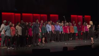 Download Everyone has a song - welcoming refugees through music | Tacoma Refugee Choir | TEDxSeattle Video