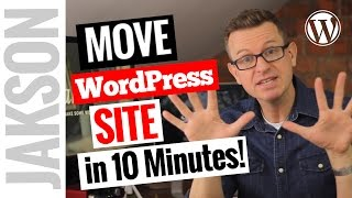Download How to Transfer/Migrate an Entire WordPress Site to New Host in 10 minutes - Duplicator Plugin Video