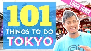 Download 101 Things to DO in TOKYO | Japan Guide to Secret Hidden Places Video