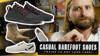 Download 8 CASUAL BAREFOOT SHOES (that don't look silly!) Video