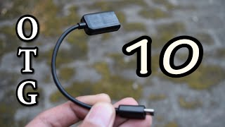 Download Top 10 USES of OTG Cable that will BLOW YOUR MIND! Video