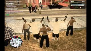 Download See MTA - V2: 18th Street Gang Vs. Idlewood Piru Bloods | Gangwar Video