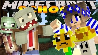 Download Minecraft School- Little Carly - PLANTS VS ZOMBIES! Video
