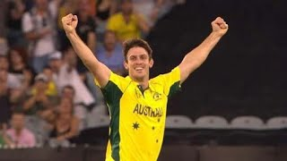 Download Mitch Marsh Finest ODI Bowling Performance Against England Cricket Video