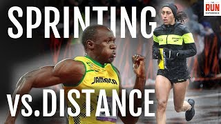 Download Sprinting vs Distance Running | Why You Need Both Video