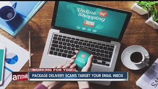Download AG warns of emailed package delivery scams Video