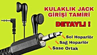 Download Kulaklık Jack Tamiri (Yeni almış gibi) Video