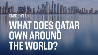 Download What does Qatar own around the world? | CNBC Explains Video