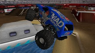Download 16 Truck RORFT World Finals II Freestyle - Monster Jam Rigs of Rods Video