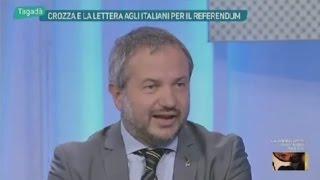 Download Claudio Borghi Aquilini Tagadà Politica Economia Sicurezza 16/11/2016 Video