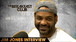 Download Jim Jones Interview With The Breakfast Club (6-29-16) Video
