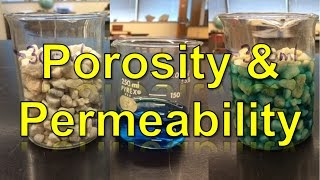 Download Porosity and Permeability Video