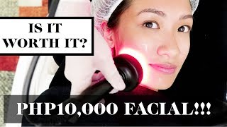Download Trying The Most Expensive Facial In The Philippines (P10,000 per session!) | Laureen Uy Video