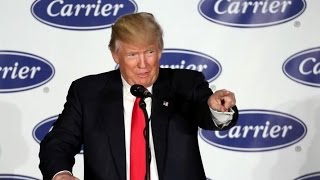 Download Trump's Deal That ″Saved Jobs″ at Carrier Based on a $7 Million Tax Break & Reduced Regulations Video