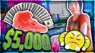 Download Mom Freaks Out at me for Buying $5,000 Shoes Video