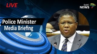 Download Police Minister Mbalula media briefing, 25 April 2017 Video