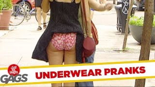 Download Pranking in Underwear - Best of Just For Laughs Gags Video