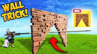 Download *EPIC* TRIANGLE WALL EDIT TRICK! - Fortnite Funny Fails and WTF Moments! #439 Video