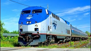 Download How is Train Travel in the United States? The Amtrak Experience Video