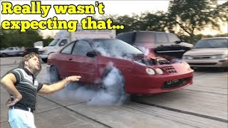 Download We Maxed Out the Turbo... || Dyno Day and Drag Racing! Video