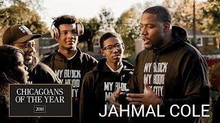 Download Jahmal Cole, ″The Youth Mentor″   Chicagoans of the Year 2018 Video