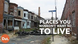 Download 12 of the Worst Places to Live in the U.S. Video