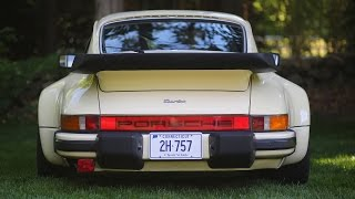 Download Porsche 930 (911 Turbo) review and drive Video