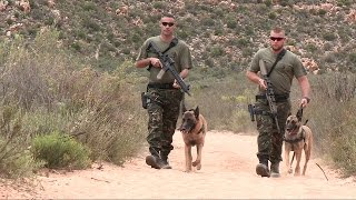 Download Aquila Private Game Reserve (South Africa) canine unit. Video