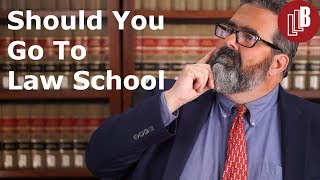 Download Should You Go to Law School Video