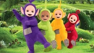 Download Teletubbies   Wheels on the bus go round and round   Learn Nursery Rhymes for Kids Video