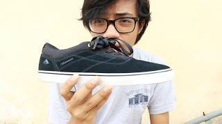 Download Emerica ″Herman″ G6 Vulc - Shoe Review & Wear Test! Video