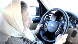 Download Первый раз за руль в 90 лет / First time driving at 90 years old Video