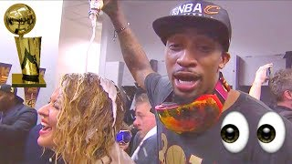 Download LeBron James And Cleveland Cavaliers CELEBRATE Going Back To NBA Finals 2017 Video