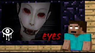 Download Monster School: Eyes The Horror Game Challenge - Minecraft Animation Video
