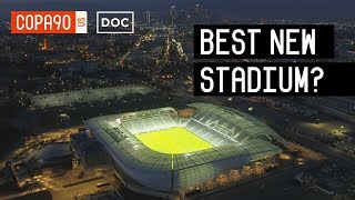 Download Is This The Coolest New Stadium In The World? Video