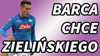 Download ZIELIŃSKI NA CELOWNIKU BARCELONY I ATLETICO! (TRANSFERY) Video