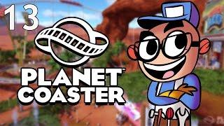 Download Northernlion Plays - Planet Coaster - Episode 13 [The BoneRattler] Video