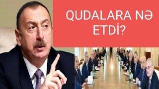 Download İlham Əliyev Qudalar Hakimiyyətinin qarşısında - Tural Sadiqli Video