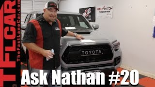 Download Ask Nathan #20: Why Don't We Test All Trucks Up The Cliffhanger 2.0? Video