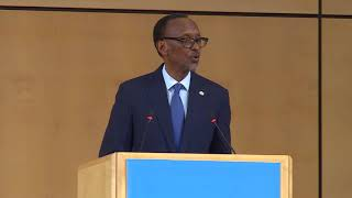 Download President Kagame speaks at the 71st World Health Assembly | Geneva, 21 May 2018 Video