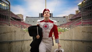 Download Ohio State vs Michigan - Drum Major David Pettit Video