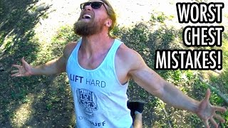 Download How to Build a Big Chest   5 Worst Mistakes! Video