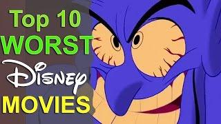Download Top 10 Worst Disney Movies Video